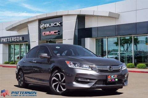 Pre-Owned 2017 Honda Accord Sedan EX-L Front Wheel Drive Sedan