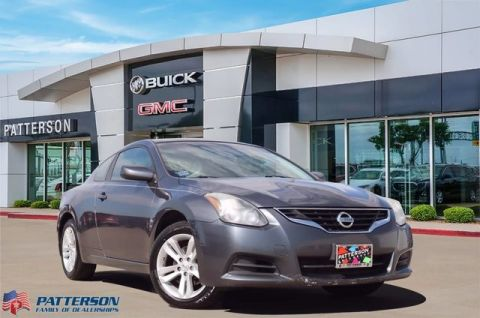Pre-Owned 2012 Nissan Altima 2.5 S Front Wheel Drive Coupe