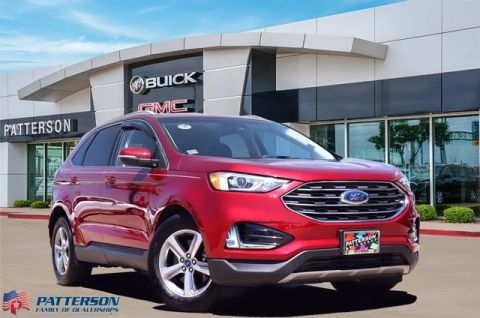 Pre-Owned 2019 Ford Edge SEL All Wheel Drive SUV