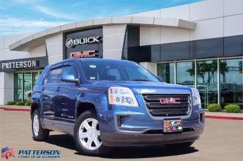 Pre-Owned 2016 GMC Terrain SLE Front Wheel Drive SUV