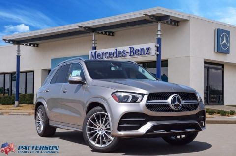 New 2020 Mercedes-Benz GLE 350
