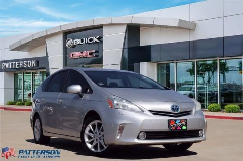 Pre-Owned 2014 Toyota Prius v Two Front Wheel Drive Sedan