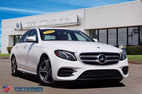 2020 Mercedes-Benz E-Class E 350 RWD SEDAN